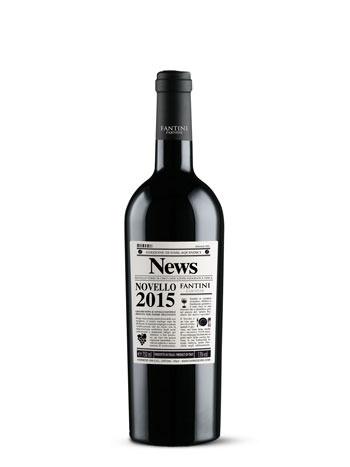 イタリアの新酒、『ヴィーノ・ノヴェッロ』