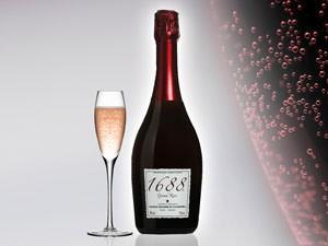 伝説のレシピを復元! 高級ノンアルコール飲料「1688 グラン・ロゼ」の正体