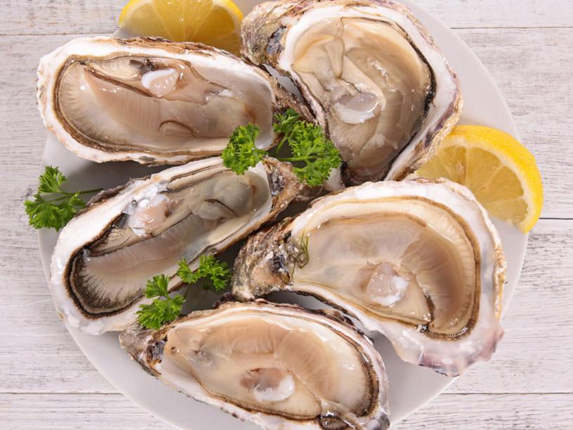 牡蠣のイメージ