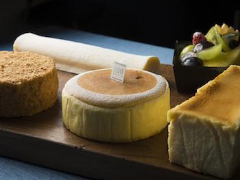 さまざまなチーズケーキのイメージ