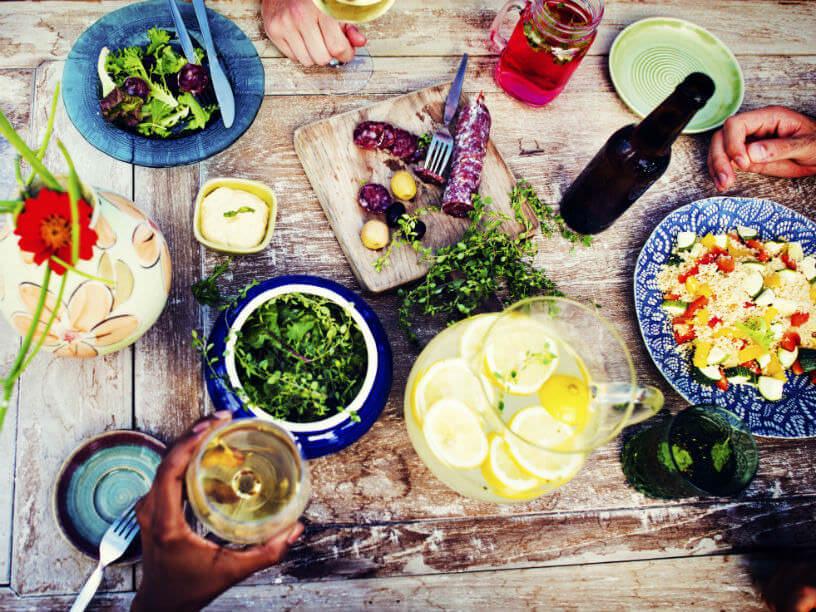 ホームパーティのアイデアまとめ 準備 メニュー レシピ サプライズ 三越伊勢丹の食メディア Foodie フーディー