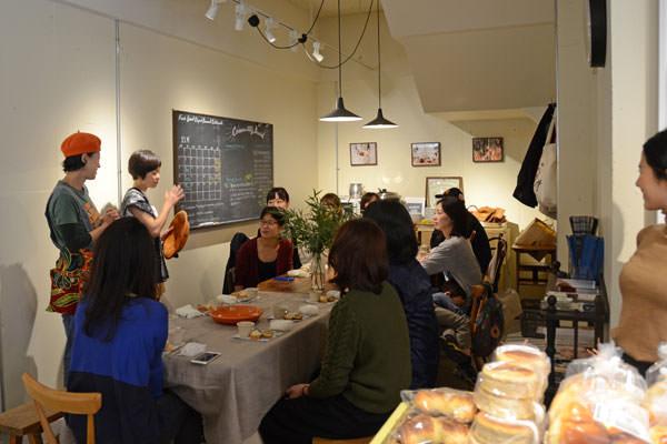 「FOOD&COMPANY」 イベントの様子