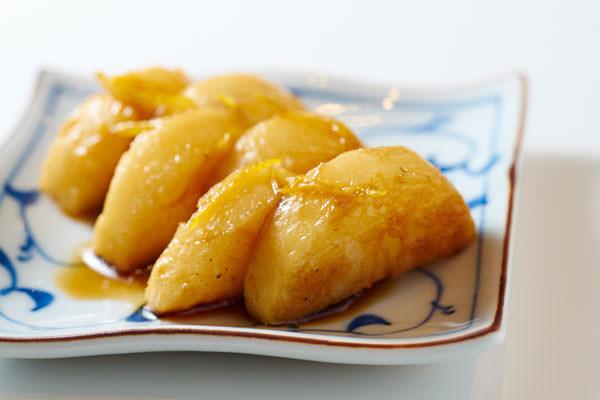 「焼き長芋の浅漬け」