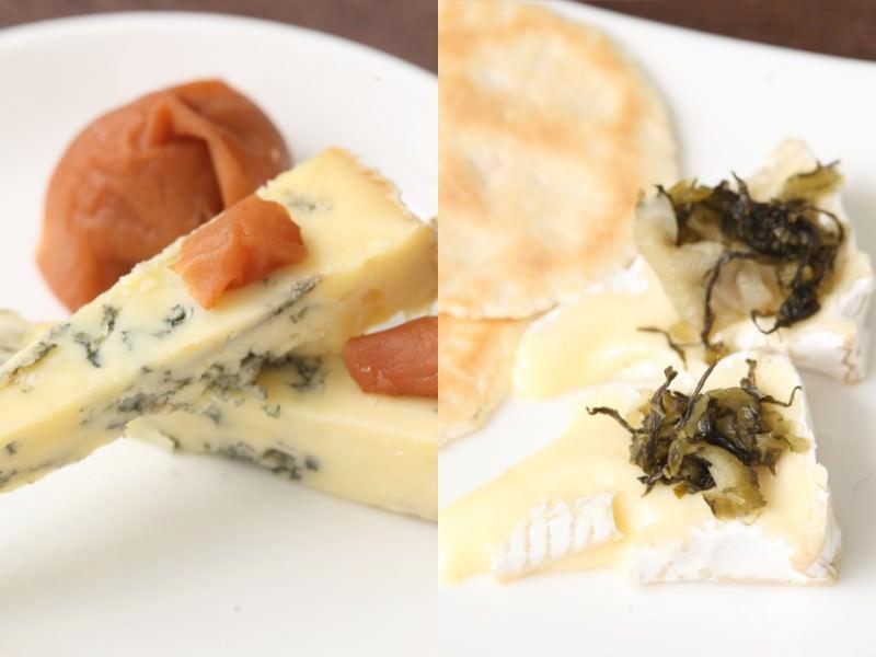 パーティにぴったりの、チーズのアレンジおつまみ