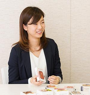 国分グループ本社・笹野直子さん