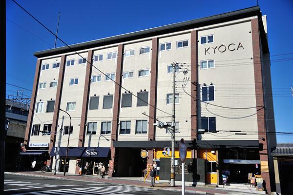 「KYOCA Food Laboratory」の外観