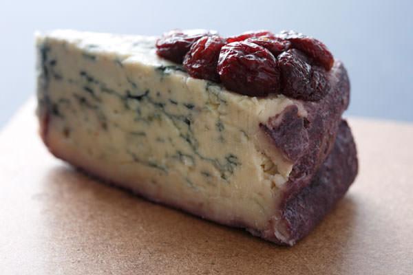 パッシートワインのチーズ