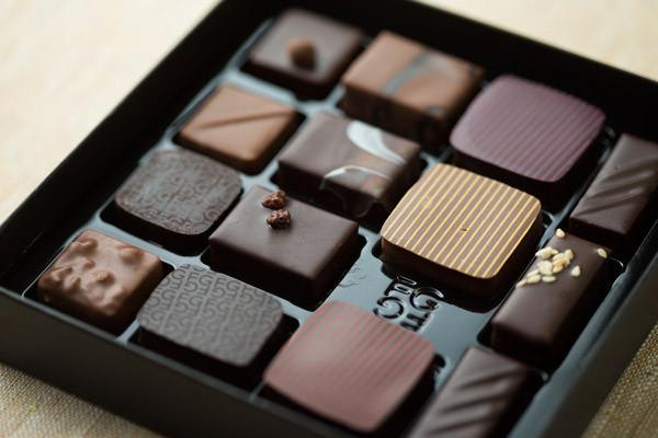 <ファブリス ジロット>アソートチョコレート