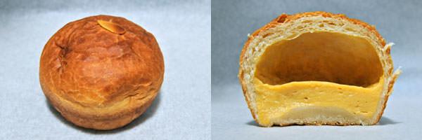カネルブレッドのクリームパン