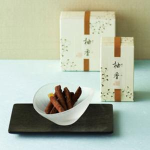 <紫野和久傳>柚子チョコレイト 柚香(ゆうか)