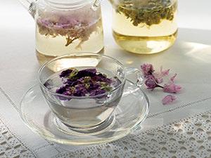 お茶でフラワーセラピー? 目で楽しむ、香りに癒やされるフローラルティーはいかが