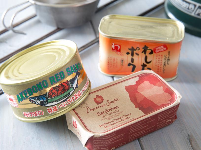 バーベキューで使える! 絶品缶詰レシピ3選