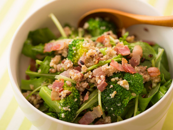 雑穀米サラダのイメージ