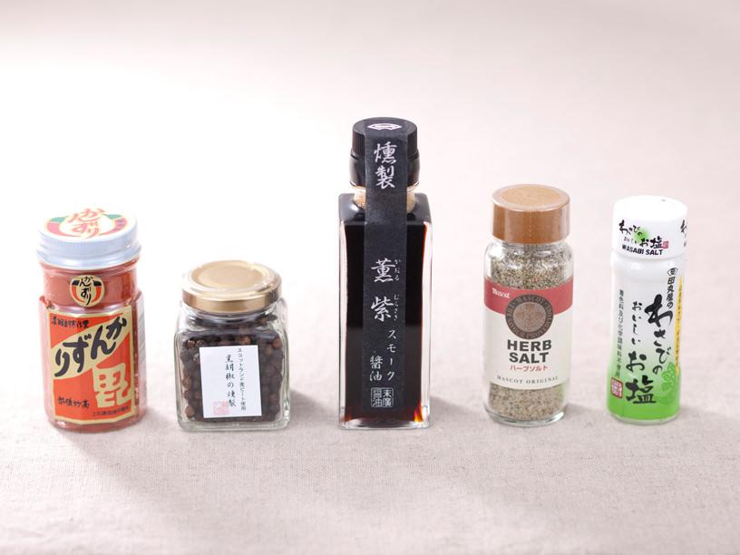 調味料のイメージ
