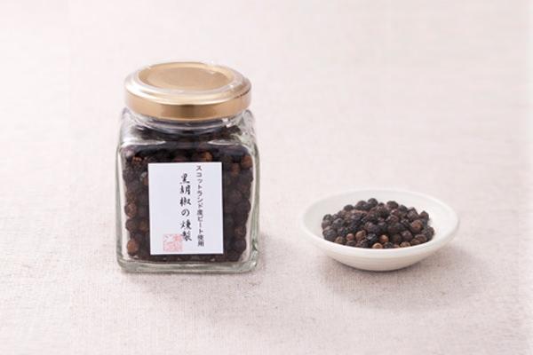 横浜燻製工房の黒胡椒の燻製