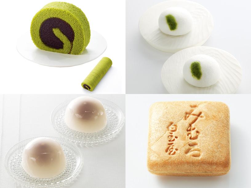 菓遊庵の和菓子のイメージ