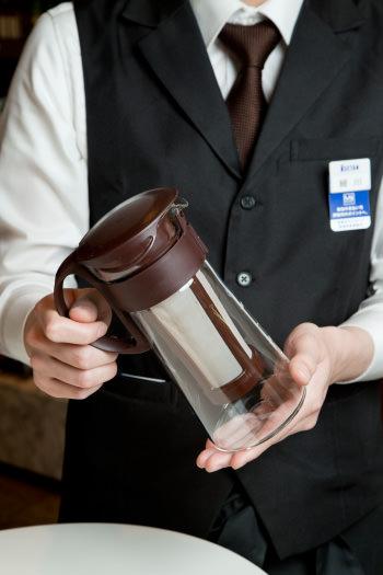 水出しコーヒー用ポット