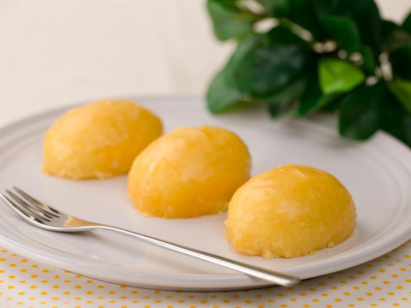 ノワ・ドゥ・ブールのレモンのケーキ