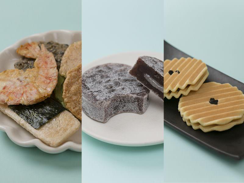 100円台で変える和菓子のイメージ