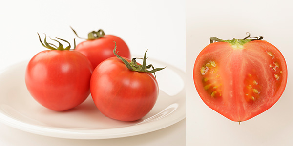 高知県産フルーツトマトの徳谷(とくたに)トマト
