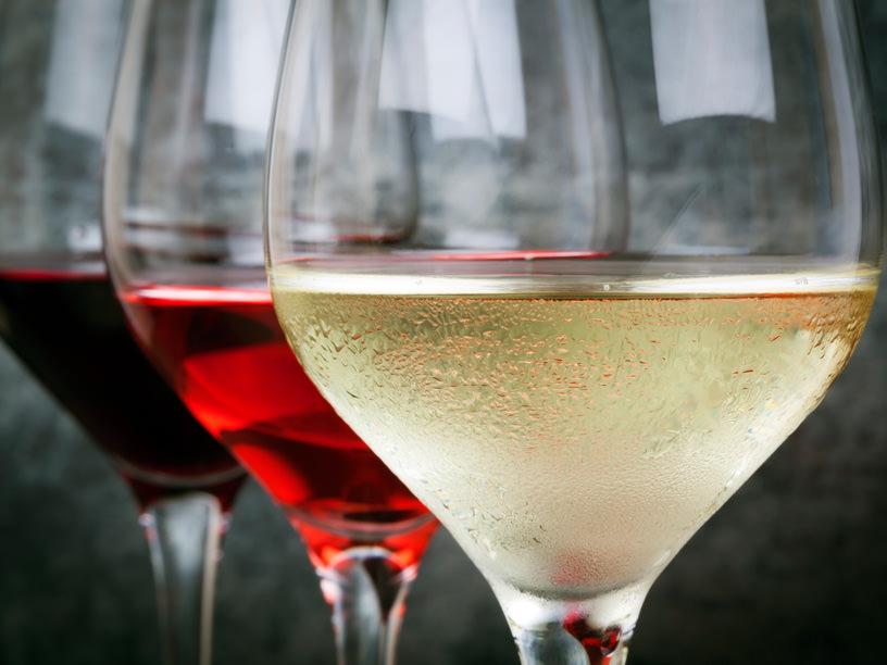 ワイングラスイメージ