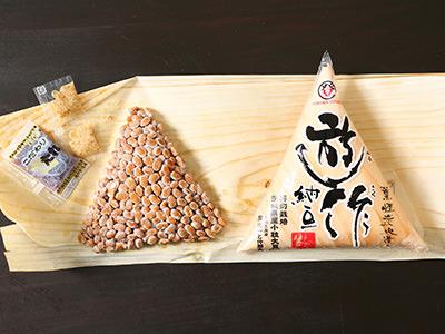 遊作納豆パッケージ