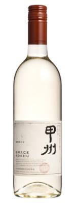 中央葡萄酒のグレイス甲州