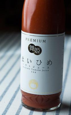 小森ファームのまいひめ物語トマトジュース
