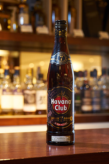 ハバナクラブ 7年