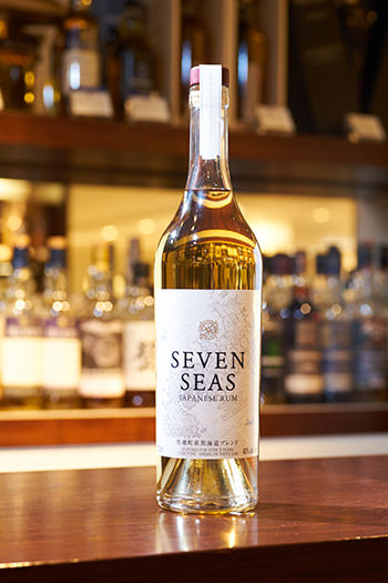 菊水酒造のSEVEN SEAS