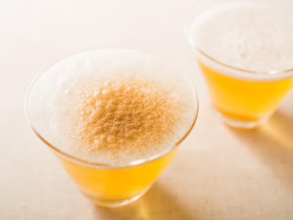 ビール+コリアンダー