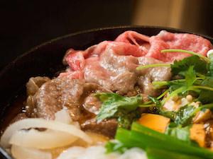手順で差が付くすき焼きレシピを伊勢丹シェフが伝授!
