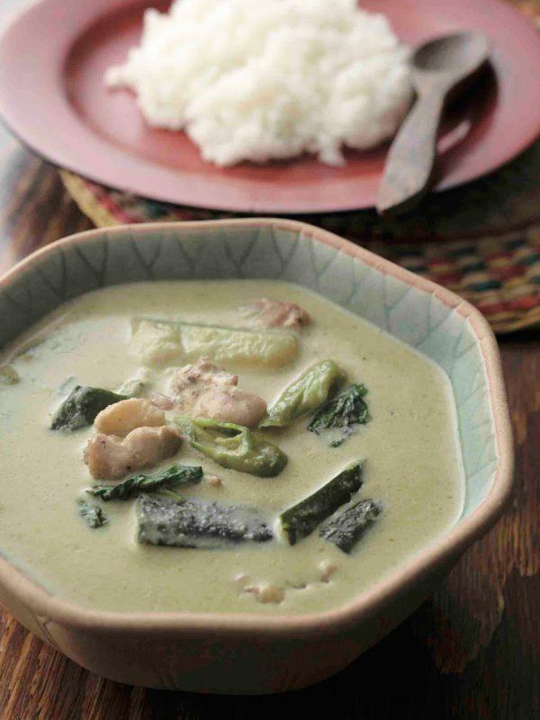グリーン カレー レシピ