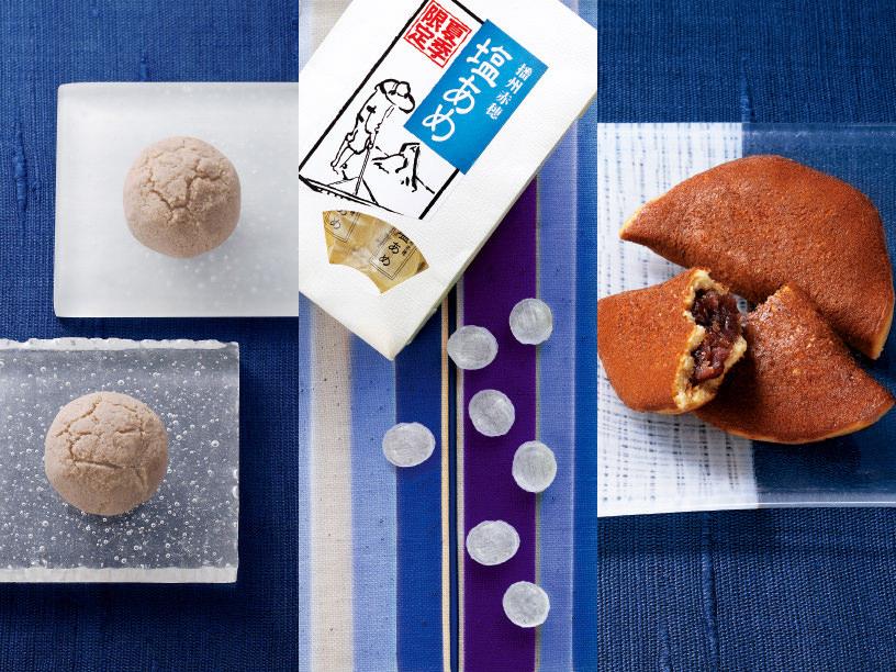 菓遊庵の和菓子
