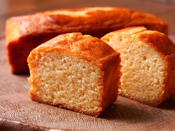足立音衛門のパウンドケーキ