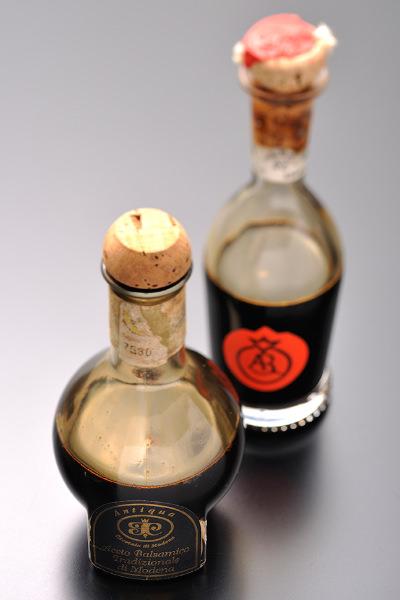 バルサミコ酢の定番ボトル