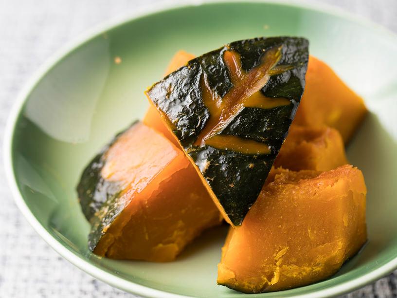 かぼちゃの煮ものイメージ