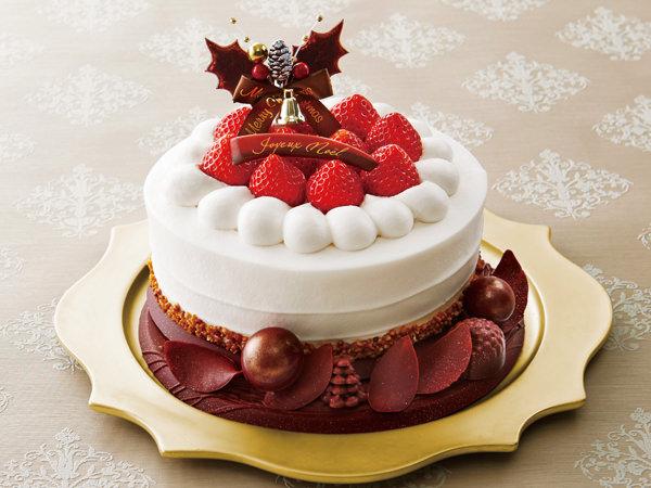 目黒雅叙園の横須賀・嘉山農園の苺ショートケーキ
