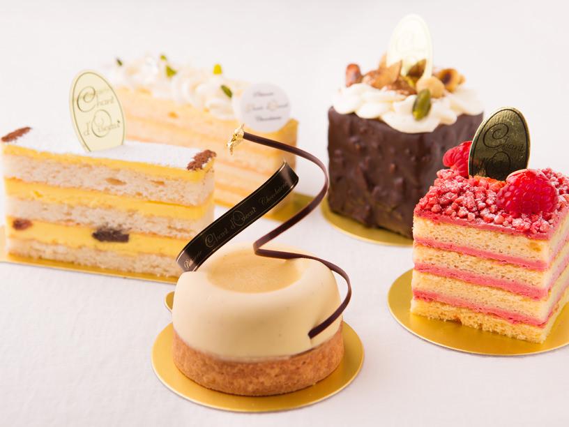 シャンドワゾーのケーキ