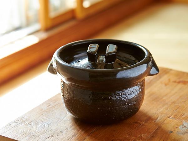 雲井窯の御飯鍋3号炊き