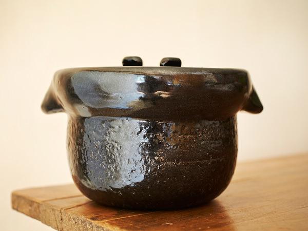 雲井窯の御飯鍋の形
