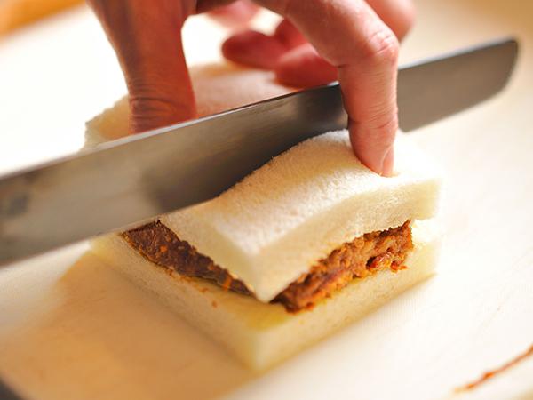 オリジナルの食パン