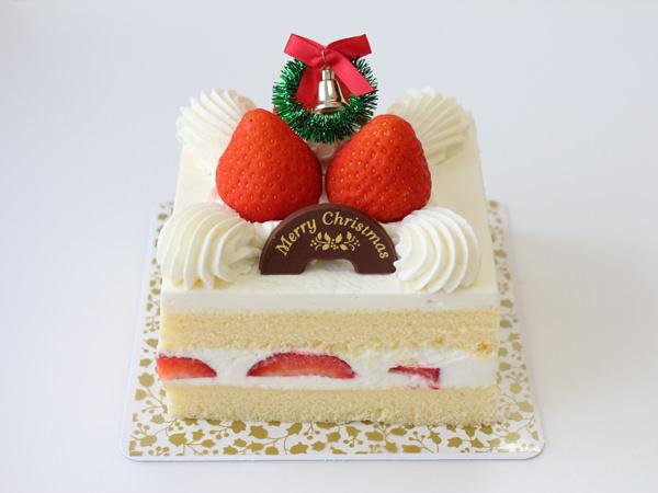 日本橋千疋屋総本店のクリスマス苺ショートケーキツイン