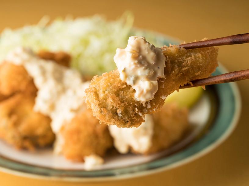 牡蠣フライイメージ