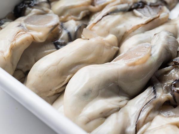牡蠣フライのメイン材料
