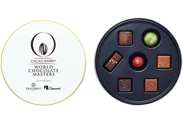 World Chocolate Masters(ワールド チョコレート マスターズ)