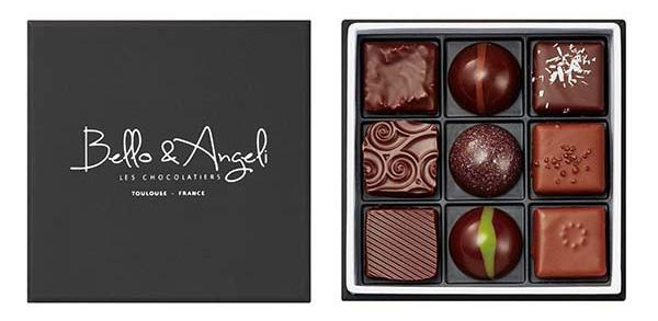 ベロ&アンジェリのショコラ アソート