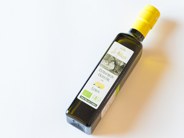 オリオテーカのラ・モラッツア レモンオリーブオイル