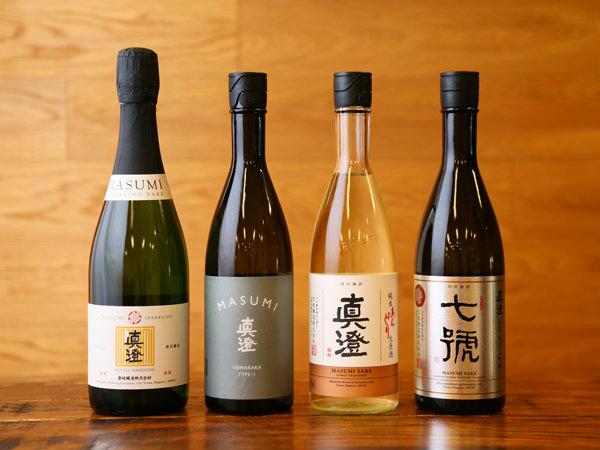 宮坂醸造の真澄の商品