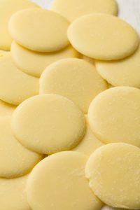 ホワイトチョコレートのイメージ